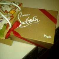 Photo taken at Christian Louboutin by Brody W. on 5/16/2012