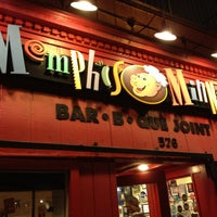 Photo taken at Memphis Minnie's BBQ by Vanessa P. on 3/2/2012