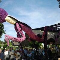Photo taken at Bloemencorso Leersum by Jurgen H. on 8/18/2012
