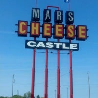 Photo taken at Mars Cheese Castle by Paul H. on 5/16/2012