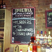 Photo taken at Spike Hill by Kate T. on 4/29/2012