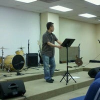 Photo taken at Living Water Church by Joon M. on 3/4/2012