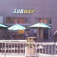 Photo taken at Subway by Matthias S. on 4/9/2012