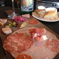 Photo taken at The Butcher Shop by Rick V. on 3/25/2012