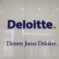 Photo taken at Deloitte by Hiroki T. on 3/23/2012