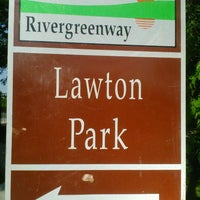 Photo taken at Lawton Skate Park by Aerielle O. on 6/9/2012