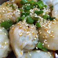 Photo taken at Shanghai Dumpling King by Sandra C. on 7/27/2012