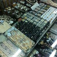 Photo taken at Pasar Kraftangan (Handicraft Market) by Nicoro S. on 3/15/2012