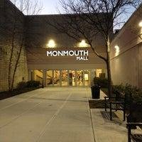 Photo taken at Monmouth Mall by Thomas P. on 2/27/2012