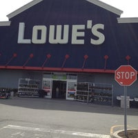 Photo taken at Lowe's Home Improvement by Michael P. on 4/14/2012
