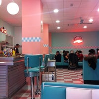 Photo taken at Peggy Sue's by Sergio F. on 2/12/2012