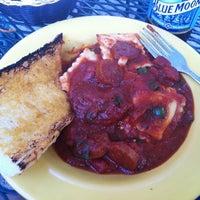 Photo taken at Rasta Pasta by Francisco R. on 6/26/2012