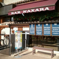 Photo taken at Bar Naxara by PilgrimChris on 9/6/2012