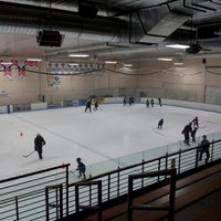Photo taken at Edge Ice Arena by twsherpa on 11/4/2012