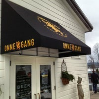 Photo taken at Brewery Ommegang by John C. on 1/12/2013