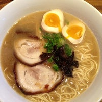Photo taken at Monta Japanese Noodle House by Jenny W. on 3/1/2013