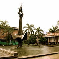 Photo taken at University of Antioquia by Edward P. on 10/17/2012