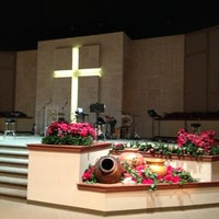 Photo taken at Calvary Chapel St. Petersburg by Marc D. on 12/30/2012