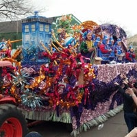 Photo taken at Mid City Parade by Anthea H. on 2/10/2013
