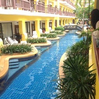 Photo taken at Woraburi Phuket Resort And Spa by Sudapach K. on 4/14/2013