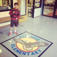 Photo taken at Ethridge Elementary by Rami P. on 5/16/2014