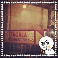 Photo taken at Chicken Tagala by クリスカーウィン T. on 9/22/2012
