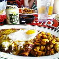Photo taken at El Real Tex-Mex Cafe by Jai D. on 11/3/2012