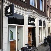 Photo taken at iCentre by Diederik v. on 10/2/2012