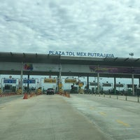 Photo taken at Plaza Tol Putrajaya by Afiq R. on 6/26/2016