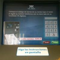 Photo taken at Telmex Cajeros De Pago by Pablo R. on 1/14/2013