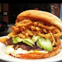 Photo taken at DMK Burger Bar by Kandice H. on 6/14/2013
