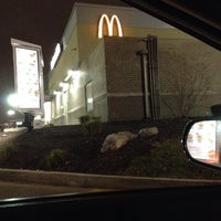 Photo taken at McDonald's by Robbie F. on 11/17/2013