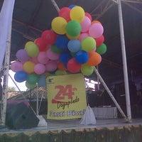 Photo taken at Taman Rekreasi Cimalati by Bayuhape M. on 6/22/2013