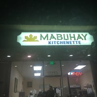 Photo taken at Mabuhay Kitchenette by KENDRICK K. on 11/19/2015