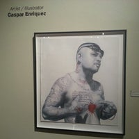 Photo taken at Las Cruces Museum Of Art by Troy P. on 11/17/2012