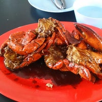 Photo taken at Dandito Seafood | Restaurant by Bagus P. on 11/2/2013