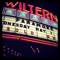 Photo taken at The Wiltern by Adam A. on 5/2/2013