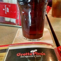 Photo taken at Grotto Pizza by Dan H. on 11/28/2014