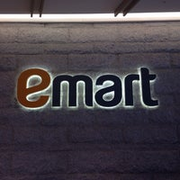 Photo taken at emart HQ by Junsung K. on 3/20/2014
