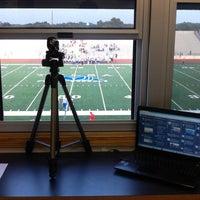 Photo taken at LaFortune Stadium by Ben C. on 9/19/2014