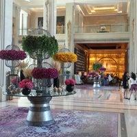 Photo taken at Siam Kempinski Hotel Bangkok by Chatree S. on 6/28/2013
