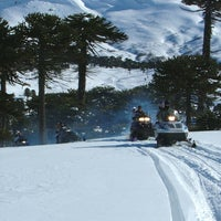 Photo taken at Caviahue Ski Center by Visit Argentina on 8/29/2013