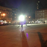 Photo taken at NYCSSC Kickball - Courts A & B by Jaclyn . on 4/17/2013