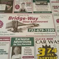 Bridge Way Diner Restaurant Old Bridge Nj