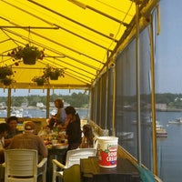 Photo taken at Thurston's Lobster Pound by Ting L. on 7/26/2014