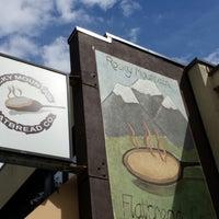 Photo taken at Rocky Mountain Flatbread Company by Bryan B. on 5/18/2014