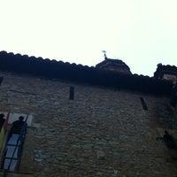 Photo taken at Hospederia de La Iglesuela Del Cid by Javier R. on 3/26/2013