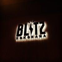 Photo taken at 横浜BLITZ by Yuki O. on 1/23/2013