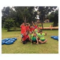 Photo taken at Caliraya Recreation Center & Resort by LiyAna M. on 10/16/2016