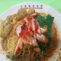 Photo taken at Tai Seng Noodle House by Hong Lim P. on 3/23/2016